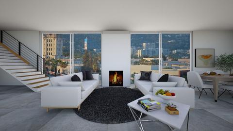 Modern Living Room - Living room - by littlegorl