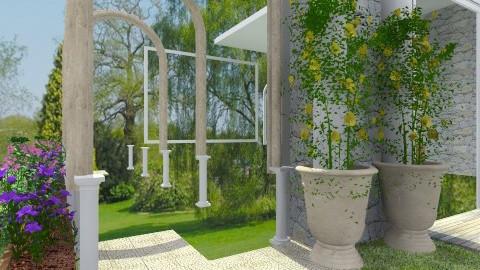 The Little Church rami1 - Classic - Garden  - by Rami Bader