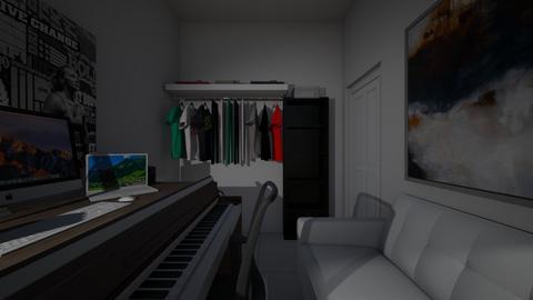 Bilik platinum walk2 - Minimal - Bedroom - by nazhryrichard