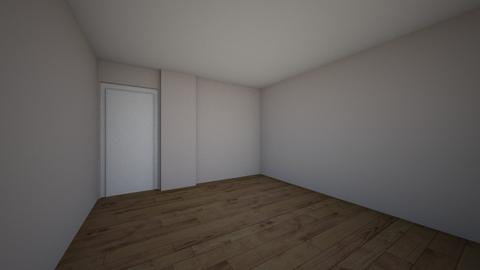 Moja soba - Bedroom  - by Wispo