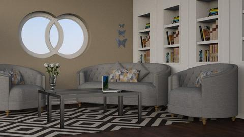 Averys She Shed - Modern - Living room - by averysophia18