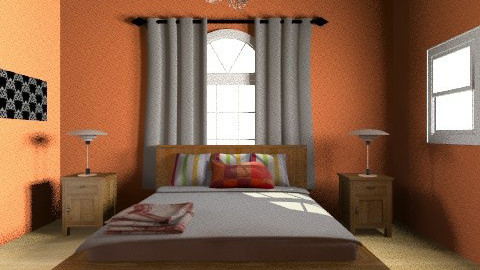 Bedroom - Country - Bedroom  - by mpy1999