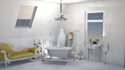 Shabby Chique Bathroom - by kimberlyat