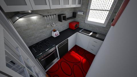 mutfak yeni 2 - Kitchen  - by filozof