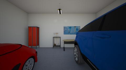 garage - Country - by cvazq61