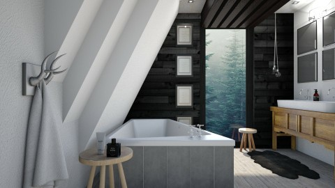 Bowmore4 - Bathroom  - by Liu Kovac