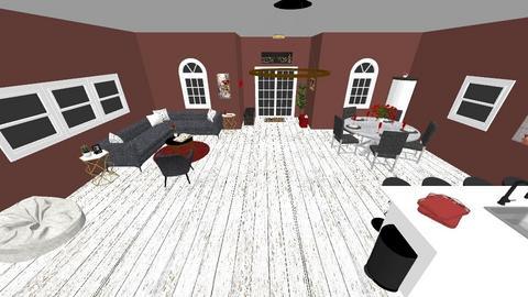 Home Interior - by carabadalamenti