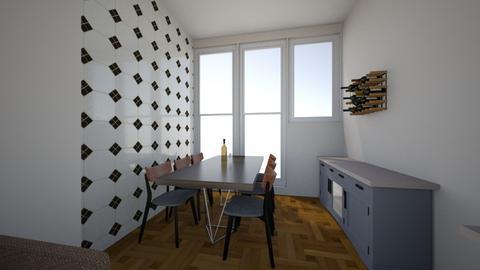 Sala_6 - Living room  - by matfernan