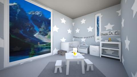 PRESTON 1 an - Kids room  - by Laura DROUHARD_58