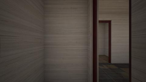 steam enclosur north view - Bathroom  - by jonwentworth