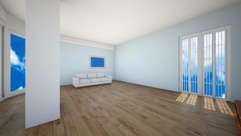 Living8 - Living room - by hala amroussy