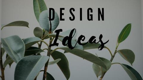 Design ideas  - by Ash03
