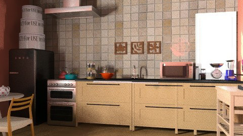 Mamas Kitchen - Kitchen - by brn2design
