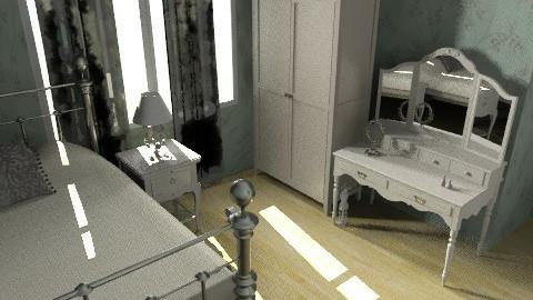 Duckegg :)  - Vintage - Bedroom  - by bubbleboa
