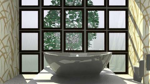 Glam Bathroom - Glamour - Bathroom  - by tatertot0514