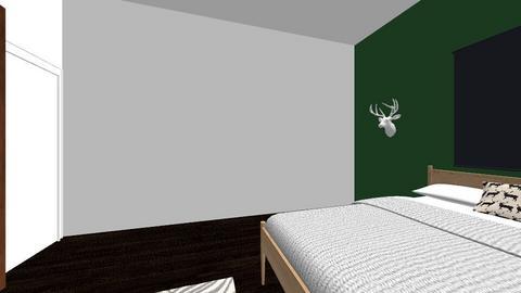 boy little - Bedroom  - by elled1412