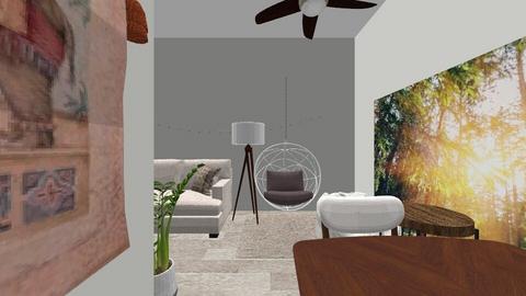 Grace Living Room  - Living room - by gnelson728