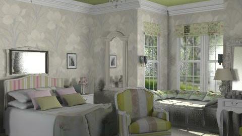 Classic  - Classic - Bedroom  - by Cejovic Andrijana