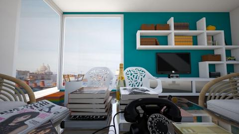 cuart4 - Office - by leunham