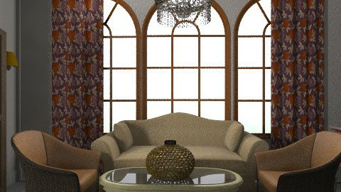 En Suite - Classic - Bedroom  - by Azmi_Ar