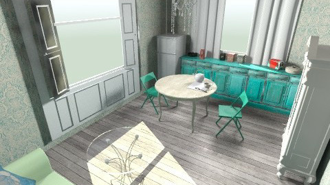 Granys got the sence - Classic - Kitchen - by Samdeco77