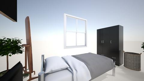 tattiya - Minimal - Bedroom - by tattiya phungyai