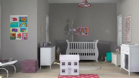 babfgihe2g6fgbgkgr88ffgyyyvy85bbuyyygvbyypuyyyiyyyiiiyyyiiuuyy - Classic - Kids room  - by jdillon