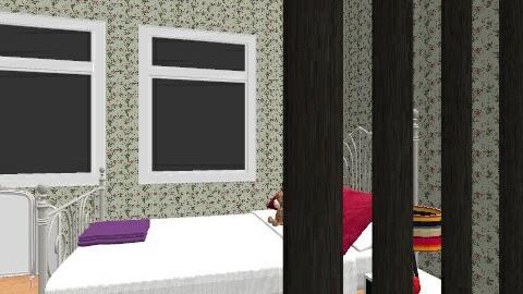 humming bird - Feminine - Bedroom - by farahfarahida