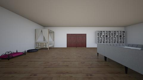 habitacion secreta - Bedroom - by giomarc