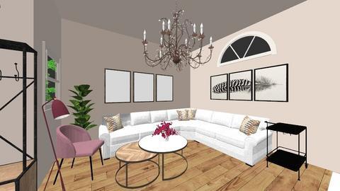 e - Living room  - by frutapodrida