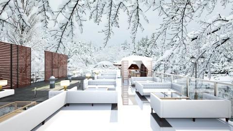 Citra Hotels 5Stars - Garden  - by slyteryn oliver