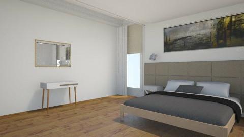 modern badroom - Modern - Bedroom - by Kim Youn ji