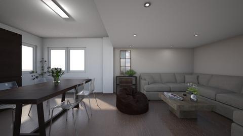 47 v1 - Living room  - by Mariaa S