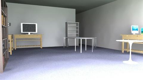 Kecia Gilliam - Minimal - Office  - by kecia_gilliam