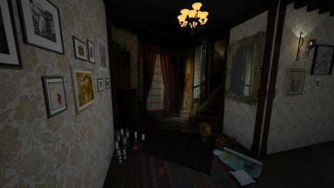 haunted - by mackenzie3