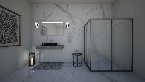 Modern Bathroom - Modern - Bathroom  - by BaylorBear