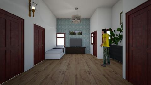 Lobby - Modern - Living room  - by nakshjain