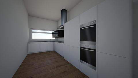 AMC - Kitchen  - by kobeasiedu