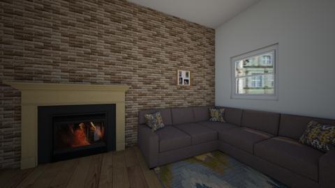 Tanem Kutlu - Living room  - by theIrishdog