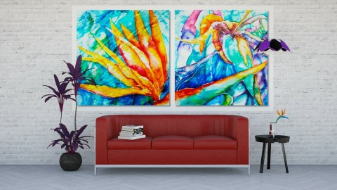 Cinje - Eclectic - Living room  - by Theadora