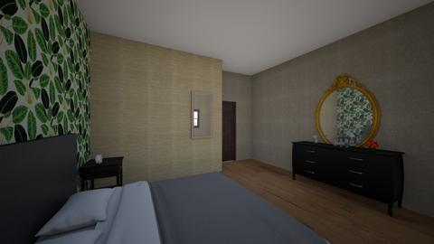 photo of my room  - Modern - Bedroom  - by firequeen12