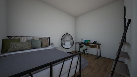 slaapkamer Donna 2 - Bedroom  - by PatriciaGardien