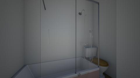 downstairs updated - Bathroom  - by razdesigns