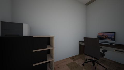 Buero 1 - Modern - Office - by Viktoria 2008