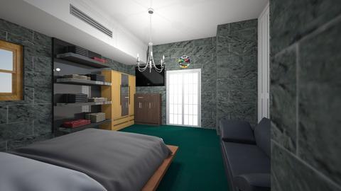 Bait ul  - Modern - Bedroom - by hashraf44