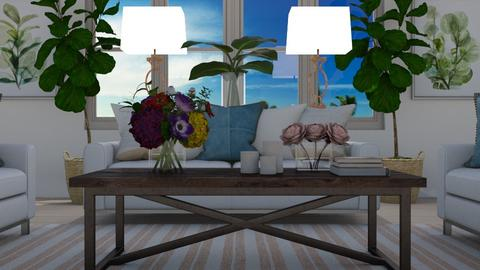 090421 - Living room  - by matina1976