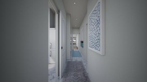 goztepe hallway - by maartjefijen
