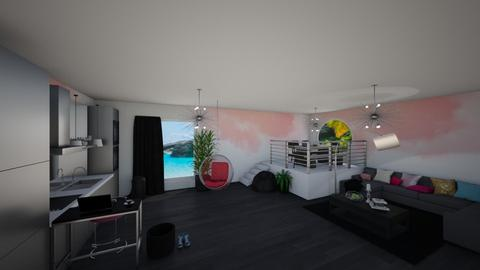 beach party house - by guacamolestyle