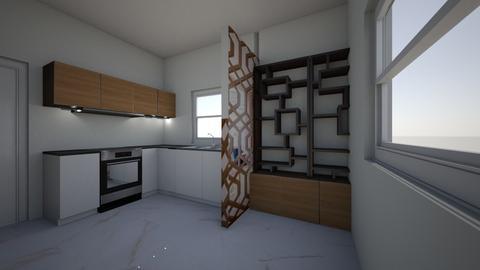 momodu kitchennette - Kitchen  - by jfx