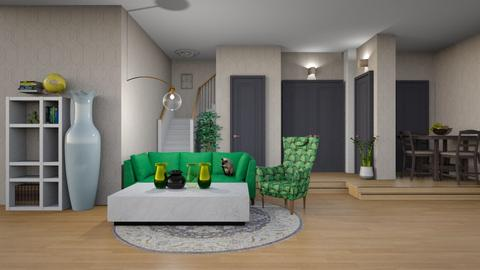 the gradma house - Classic - Living room  - by marielisa_32_32